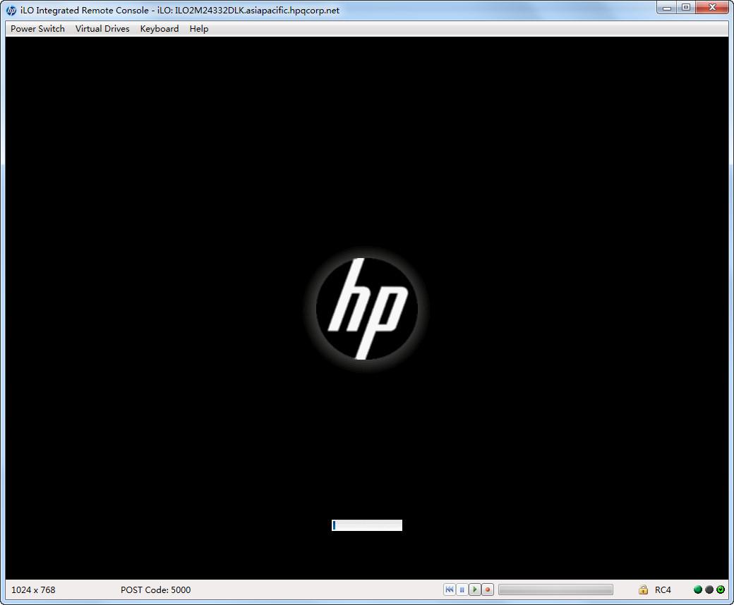 C:\Users\zhaope\Documents\工作\个人实验报告\Gen9 实验\ML350 Gen9\UEFI模式IP引导安装win2008 R2\20141107140918.jpg